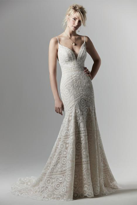 Fielding Wedding                                          dress by Sottero and Midgley