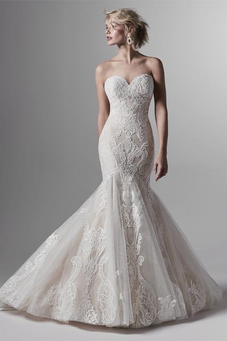 Kane Wedding                                          dress by Sottero and Midgley
