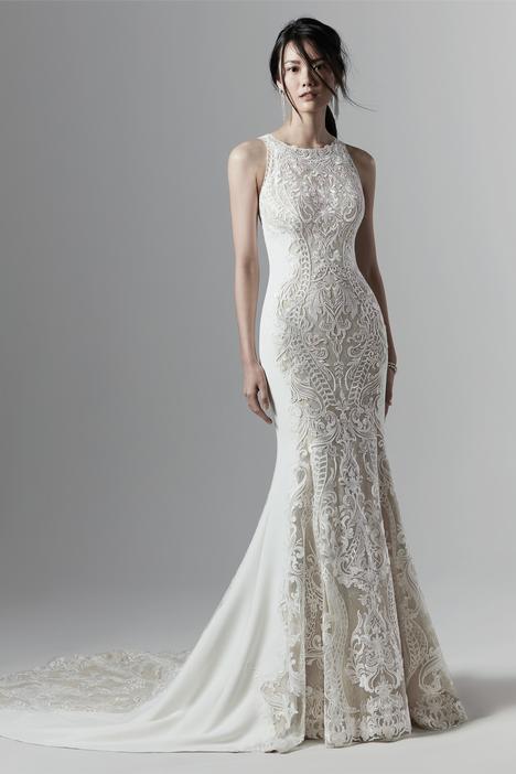 Kevyn Wedding                                          dress by Sottero and Midgley