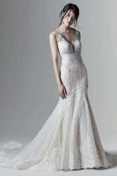 Logan Wedding                                          dress by Sottero and Midgley