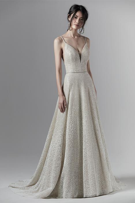 Milo Wedding                                          dress by Sottero and Midgley
