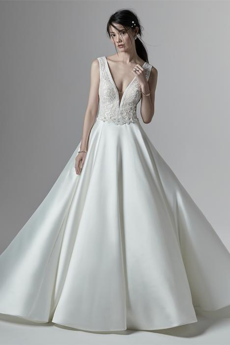 Montana Wedding                                          dress by Sottero and Midgley