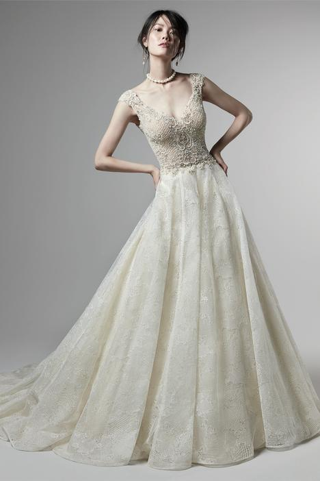Owen Wedding                                          dress by Sottero and Midgley
