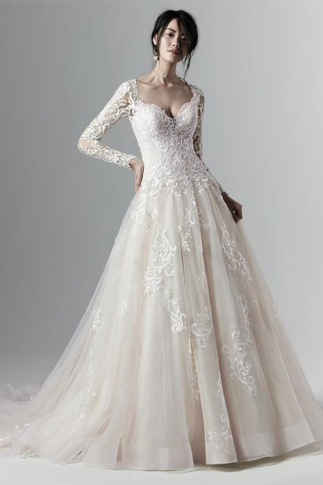 River Wedding                                          dress by Sottero and Midgley