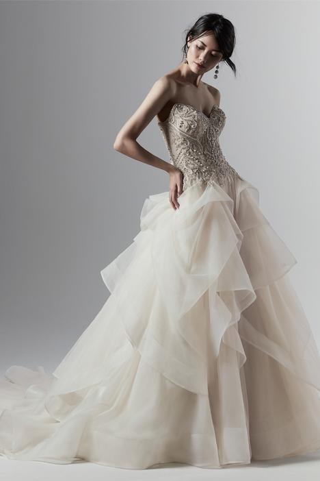 Wesley Wedding                                          dress by Sottero and Midgley