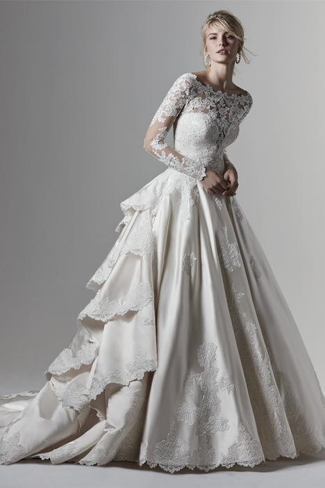 Wessex Wedding dress by Sottero and Midgley