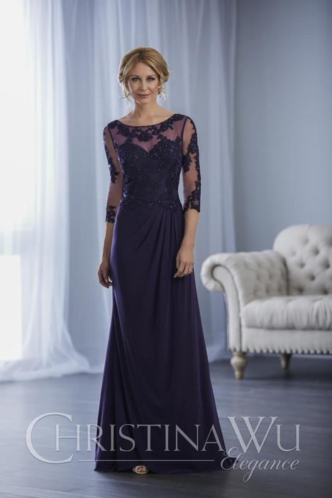 Mother of the Bride                              dress by Christina Wu: Elegance