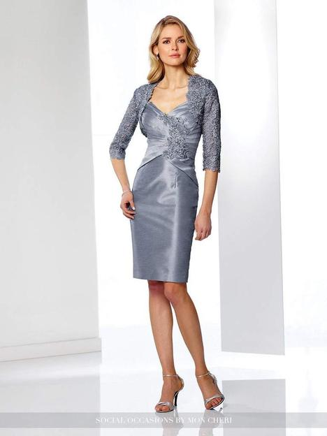 Mother of the Bride dress by Mon Cheri: Social Occasions
