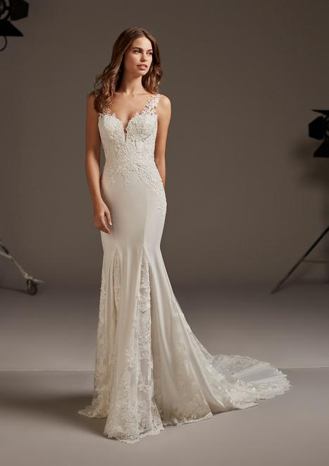 Andromeda Wedding                                          dress by Pronovias