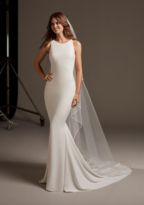 Bellatrix Wedding                                          dress by Pronovias