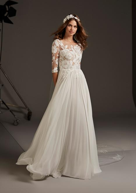 Ceres Wedding                                          dress by Pronovias