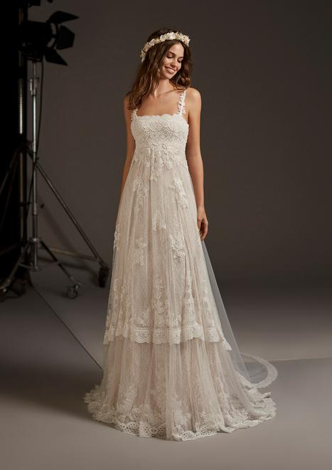 Cordelia Wedding                                          dress by Pronovias