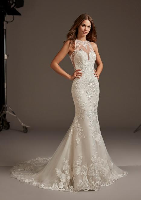 Eri Wedding                                          dress by Pronovias
