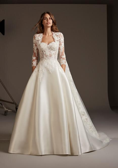 Phoenicia Wedding dress by Pronovias
