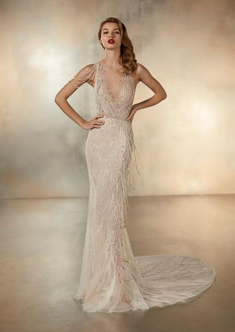 The Universe Wedding                                          dress by Pronovias Atelier