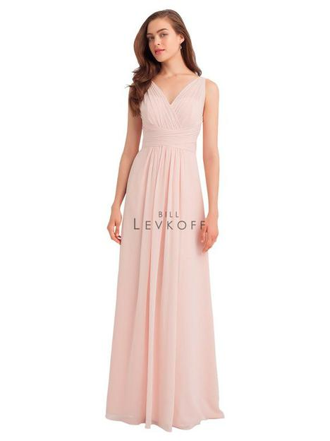 Style 1115 gown from the 2014 Bill Levkoff Bridesmaids collection, as seen on dressfinder.ca