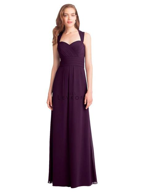 Style 1122 gown from the 2014 Bill Levkoff Bridesmaids collection, as seen on dressfinder.ca