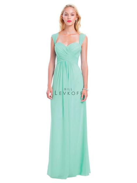 Style 1160 gown from the 2015 Bill Levkoff Bridesmaids collection, as seen on dressfinder.ca