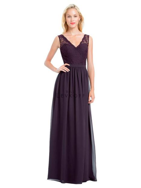 Style 1172 gown from the 2015 Bill Levkoff Bridesmaids collection, as seen on dressfinder.ca