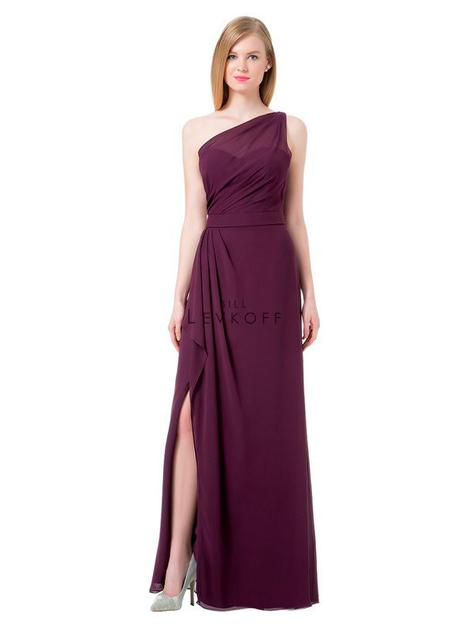 Style 1203 gown from the 2015 Bill Levkoff Bridesmaids collection, as seen on dressfinder.ca