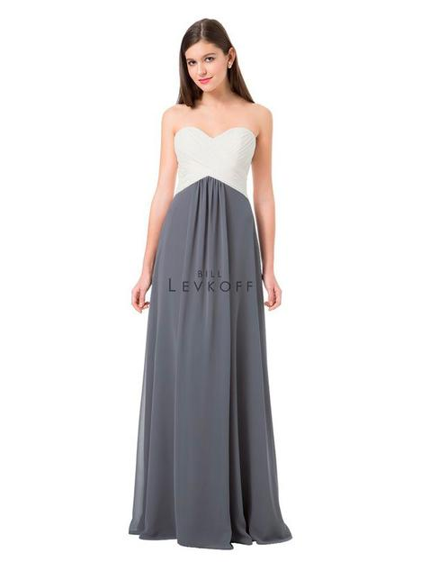 Style 1223 gown from the 2015 Bill Levkoff Bridesmaids collection, as seen on dressfinder.ca
