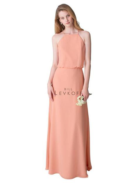Style 1265 gown from the 2016 Bill Levkoff Bridesmaids collection, as seen on dressfinder.ca