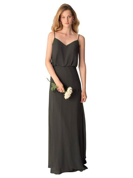 Style 1266 gown from the 2016 Bill Levkoff Bridesmaids collection, as seen on dressfinder.ca