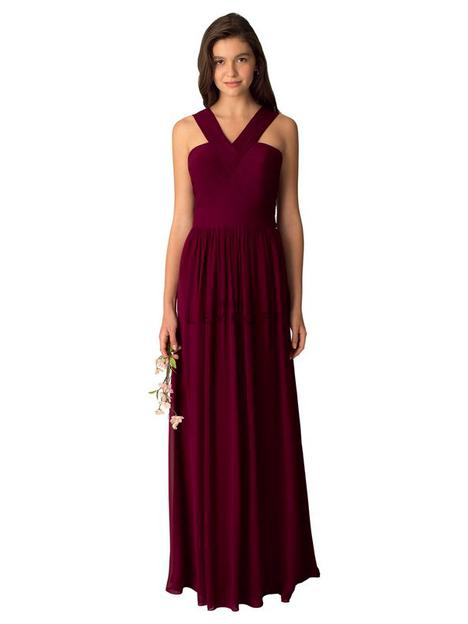 Style 1276 gown from the 2016 Bill Levkoff Bridesmaids collection, as seen on dressfinder.ca