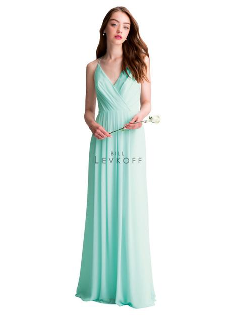 Style 1402 gown from the 2017 Bill Levkoff Bridesmaids collection, as seen on dressfinder.ca