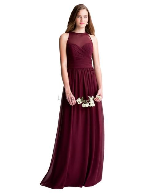 Style 1406 gown from the 2017 Bill Levkoff Bridesmaids collection, as seen on dressfinder.ca