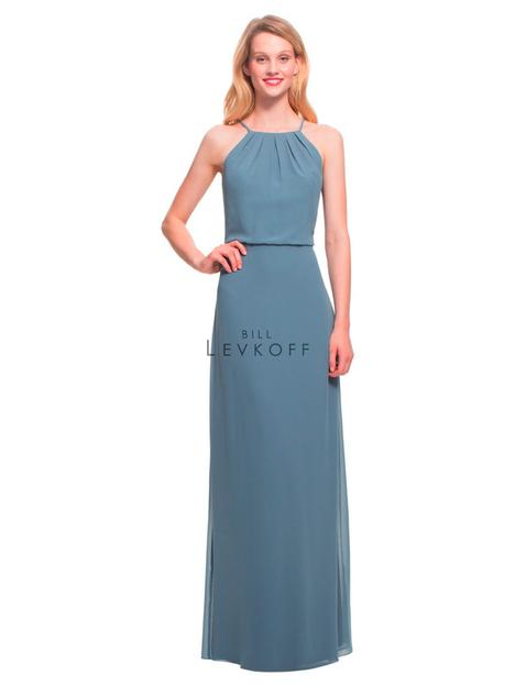 Style 1461 gown from the 2018 Bill Levkoff Bridesmaids collection, as seen on dressfinder.ca