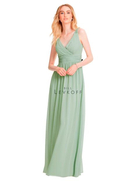Bridesmaids                                      dress by Bill Levkoff Bridesmaids
