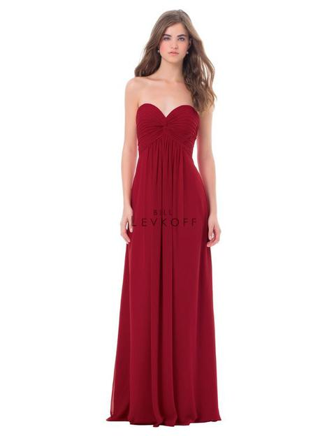 Style 479 gown from the 2009 Bill Levkoff Bridesmaids collection, as seen on dressfinder.ca