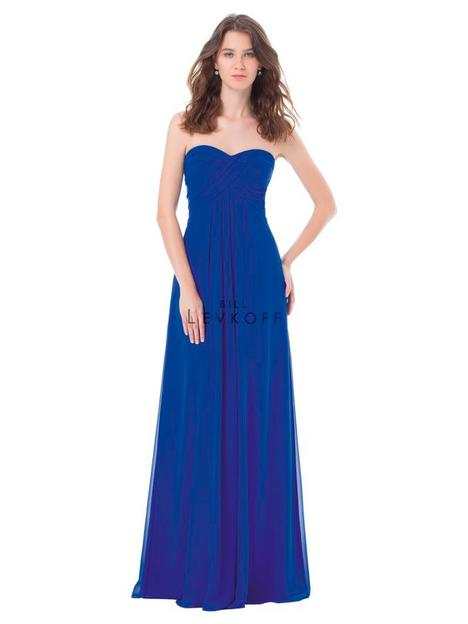 Style 482 gown from the 2009 Bill Levkoff Bridesmaids collection, as seen on dressfinder.ca