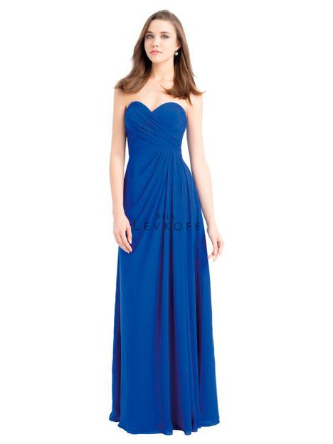 Style 732 gown from the 2009 Bill Levkoff Bridesmaids collection, as seen on dressfinder.ca