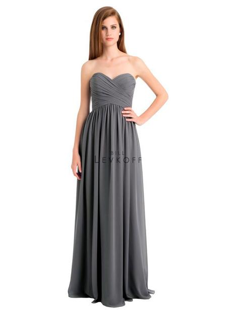 Style 740 gown from the 2009 Bill Levkoff Bridesmaids collection, as seen on dressfinder.ca