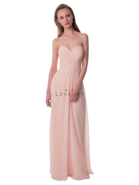 Style 976 gown from the 2013 Bill Levkoff Bridesmaids collection, as seen on dressfinder.ca