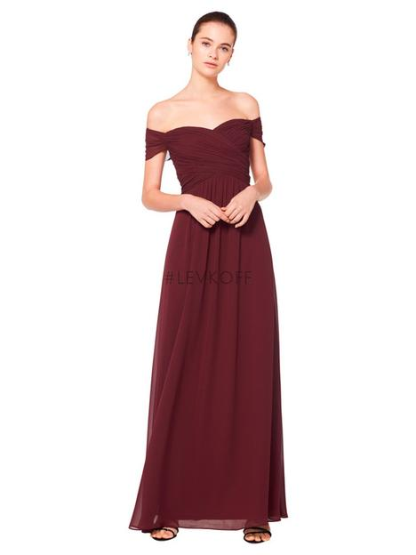 Bridesmaids dress by #Levkoff Bridesmaids