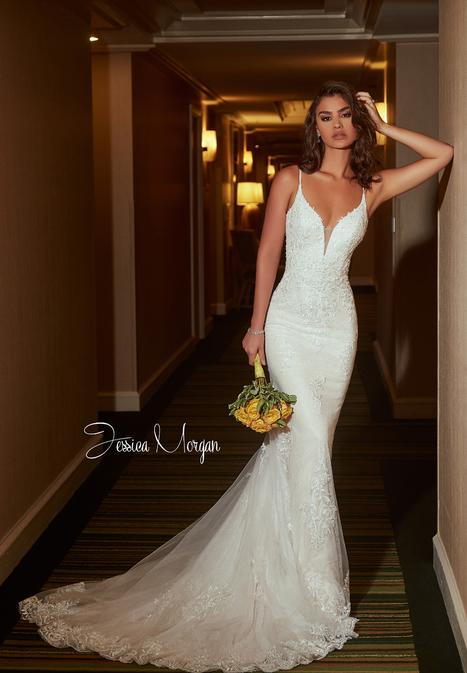 December Wedding dress by Jessica Morgan