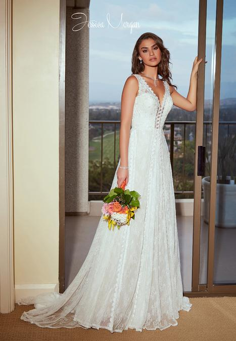 Influence Wedding                                          dress by Jessica Morgan