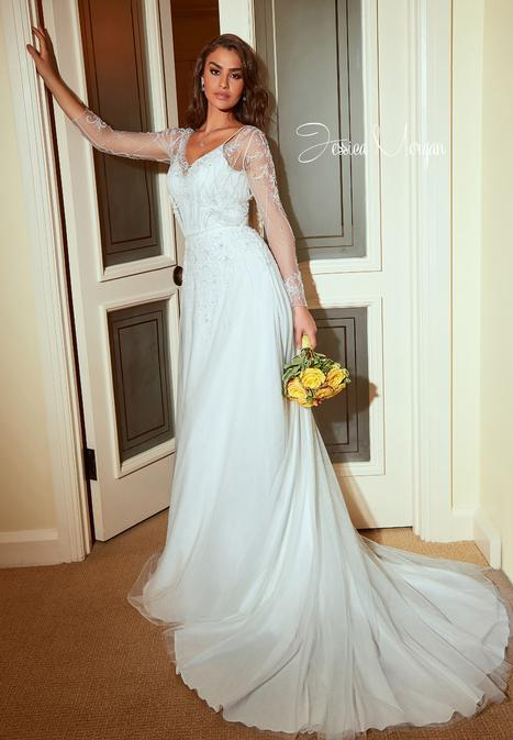 Pleasure Wedding                                          dress by Jessica Morgan