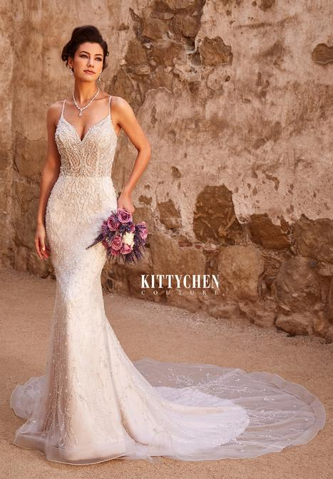 Asia Wedding                                          dress by KittyChen Couture