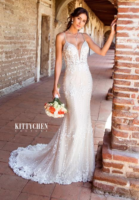 Frida Wedding                                          dress by KittyChen Couture