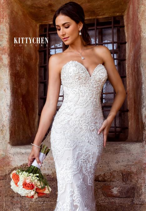 Nala Wedding                                          dress by KittyChen Couture