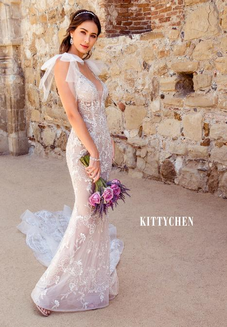 Nova Wedding                                          dress by KittyChen Couture
