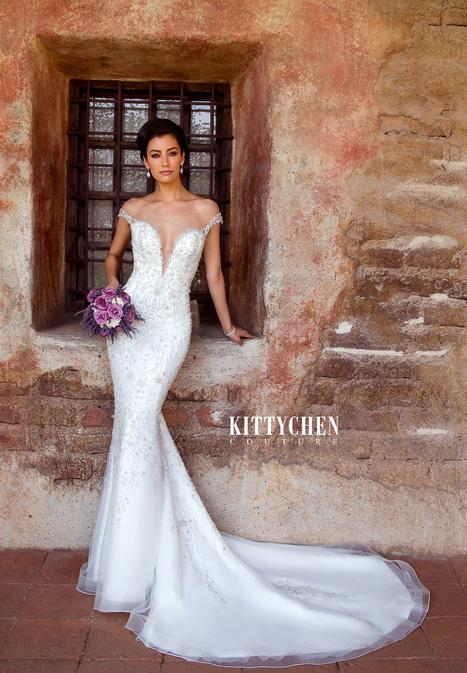 Teodora Wedding                                          dress by KittyChen Couture