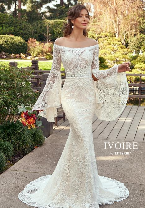 Aviva Wedding                                          dress by Ivoire by Kitty Chen