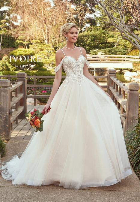 Khalessi Wedding                                          dress by Ivoire by Kitty Chen