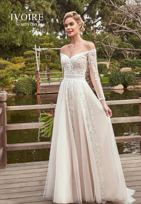 Kiana Wedding dress by Ivoire by Kitty Chen