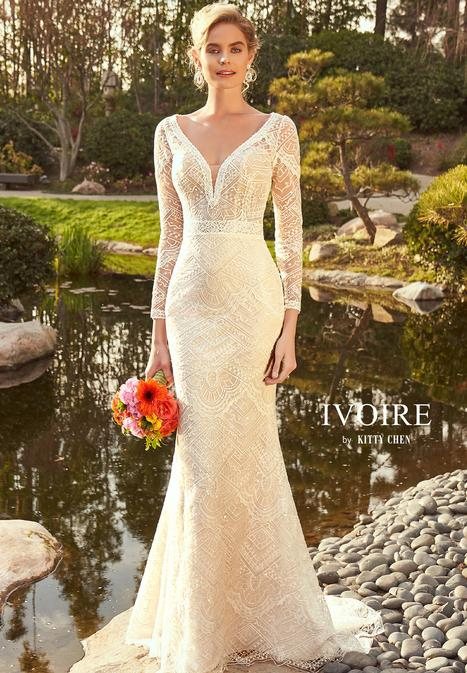 Malena Wedding dress by Ivoire by Kitty Chen